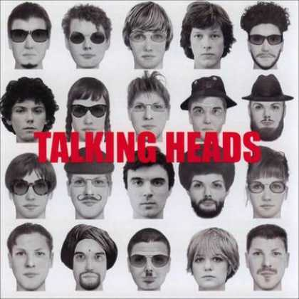 Talking Heads - Talking Heads - The Best Of