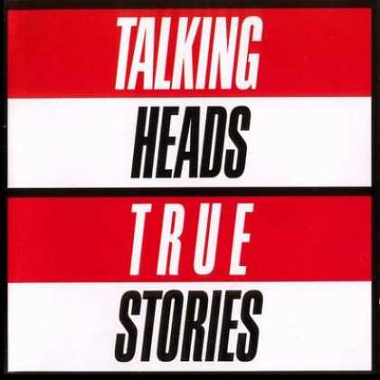 Talking Heads - Talking Heads True Stories
