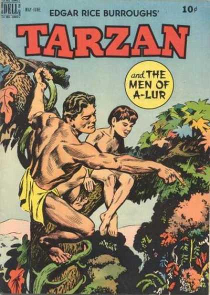 Tarzan (1948) 9