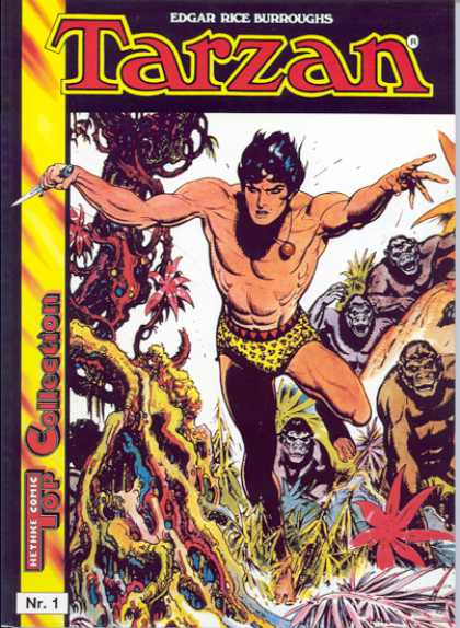Tarzan Collection 1