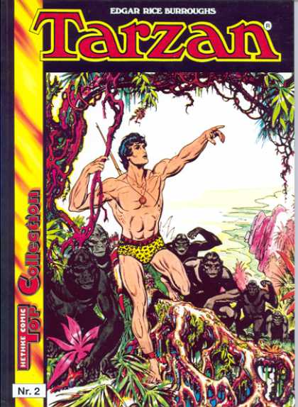 Tarzan Collection 2