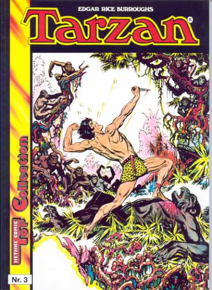 Tarzan Collection 3