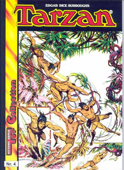 Tarzan Collection 4