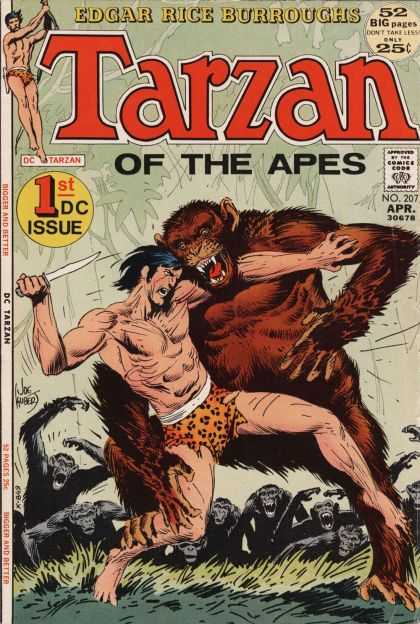 Tarzan of the Apes (1972) 1 - Edgar Rice Burroughs - Knife - First - Collectable - Rare