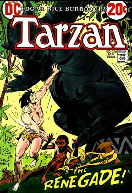 Tarzan of the Apes (1972) 10