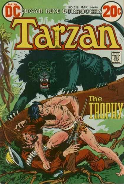 Tarzan of the Apes (1972) 12