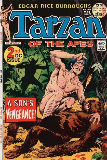 Tarzan of the Apes (1972) 2