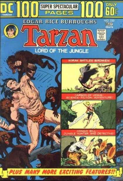 Tarzan of the Apes (1972) 24