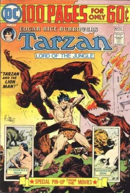 Tarzan of the Apes (1972) 27