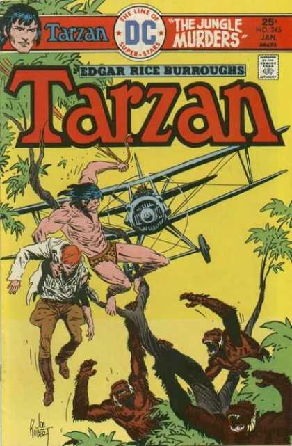 Tarzan of the Apes (1972) 39