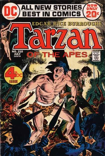Tarzan of the Apes (1972) 4