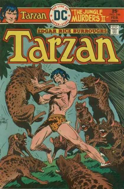 Tarzan of the Apes (1972) 40