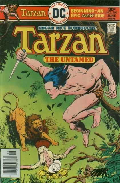 Tarzan of the Apes (1972) 44
