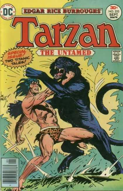 Tarzan of the Apes (1972) 47