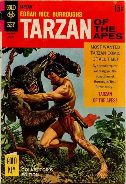 an analysis of the characters in a sorrowful woman and tarzan of the apes