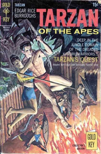 Tarzan of the Apes 55
