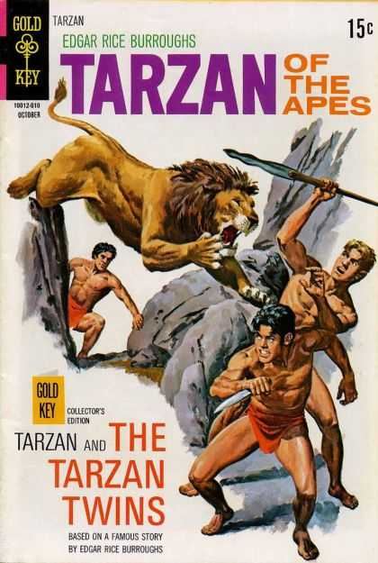 Tarzan of the Apes 63