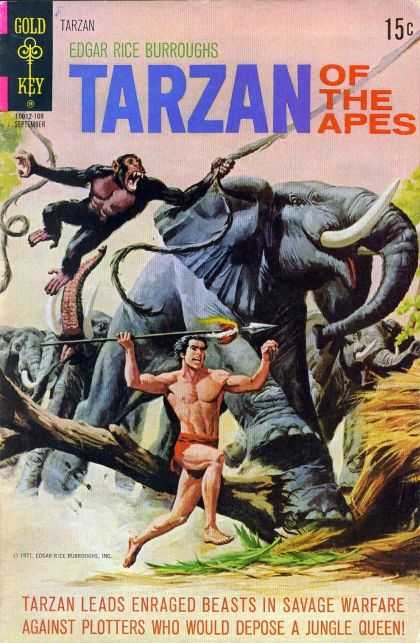 Tarzan of the Apes 70
