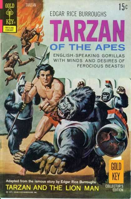 Tarzan of the Apes 73