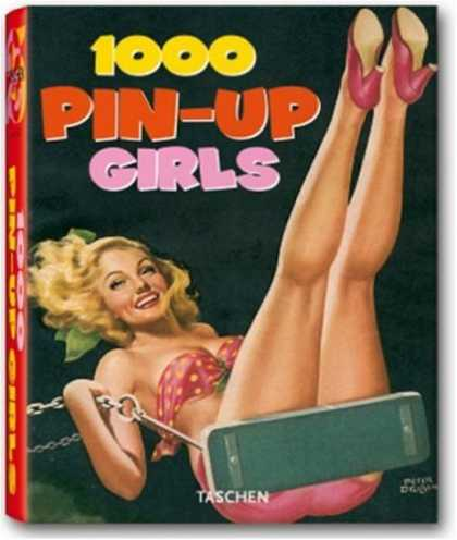 Taschen Books - 1000 Pin-Up Girls (25th Anniversary Special Edtn)
