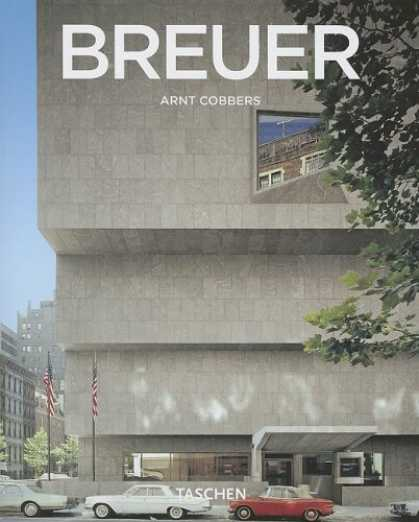 Taschen Books - Marcel Breuer: 1902-1981: Form Giver of the Twentieth Century (Taschen Basic Arc