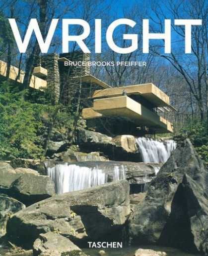 Taschen Books - Frank Lloyd Wright, 1867-1959: Building for Democracy (Taschen Basic Architectur