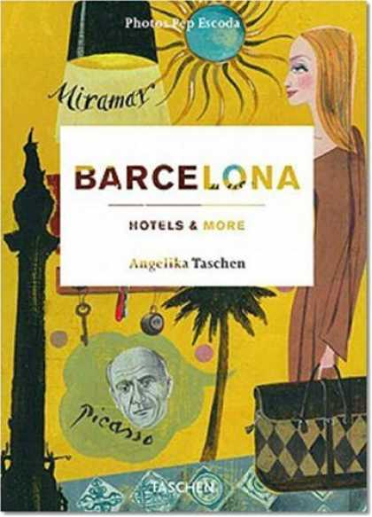 Taschen Books - Barcelona Hotels & More