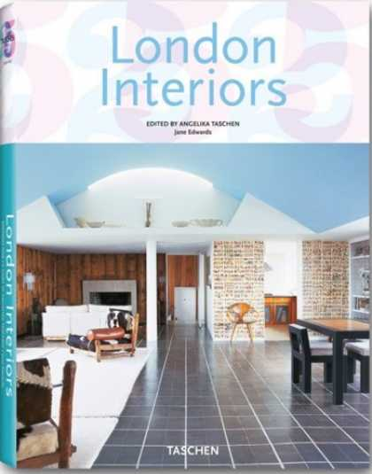 Taschen Books - London Interiors (Interiors (Taschen)) (French and German Edition)