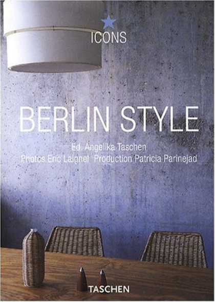 Taschen Books - Berlin Style: Scenes, Interiors, Details (Icons) (German Edition)