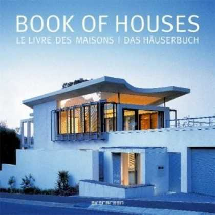 Taschen Books - Book of Houses (Architecture)