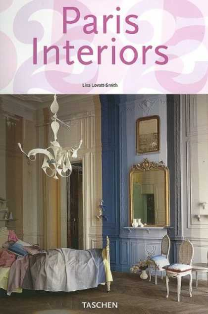 Taschen Books - Paris Interiors (Taschen 25th Anniversary Series) (French and German Edition)