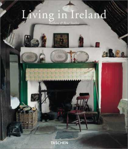 Taschen Books - Living in Ireland (Jumbo)