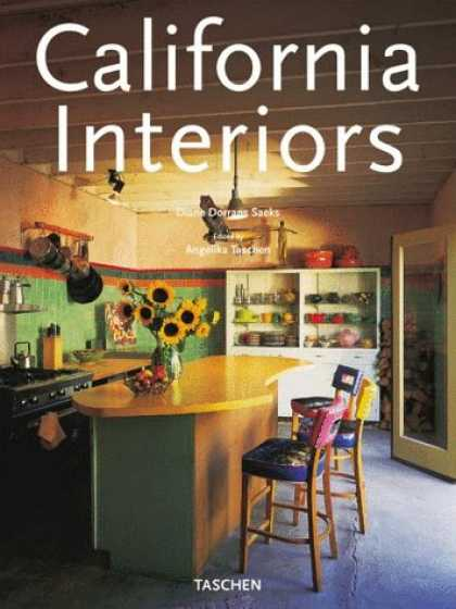 Taschen Books - California Interiors: Interieurs Californiens (Jumbo)