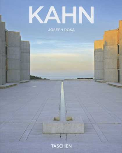 Taschen Books - Louis I. Kahn: 1901-1974: Enlightened Space (Taschen Basic Architecture)