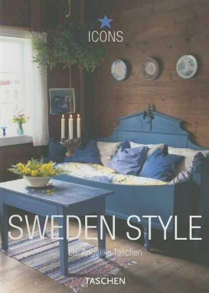 Taschen Books - Sweden Style: Exteriors, Interiors, Details (Icons)