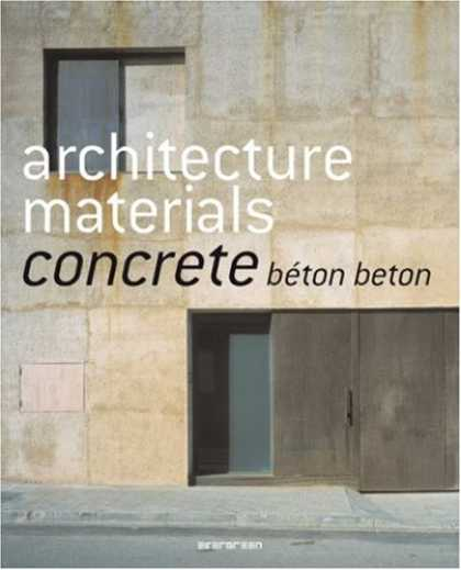 Taschen Books - Architecture Materials: Concrete