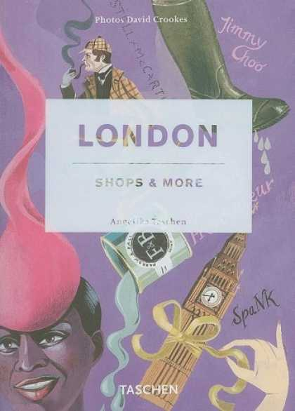 Taschen Books - London, Shops & More