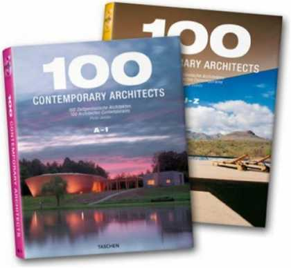 Taschen Books - 100 Contemporary Architects (Taschen 25th Anniversary)