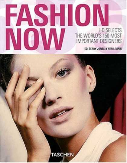 Taschen Books - Fashion Now: i-D Selects the World's 150 Most Important Designers (Taschen 25)