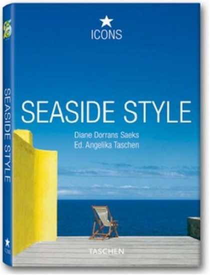 Taschen Books - Seaside Style: Living on the Beach: Interiors, Details (Icons)