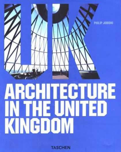 Taschen Books - Architecture in the United Kingdom (Architecture (Taschen))
