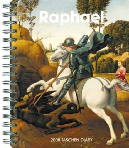Taschen Books - Raphael 2008 Diary (Icons)