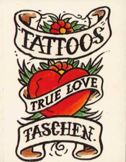 Taschen Books - Tattoos (Amuses Gueules)