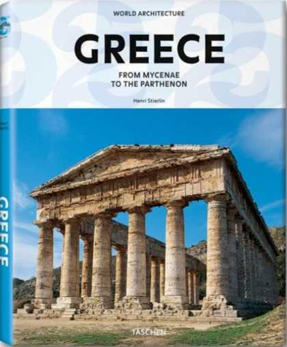 Taschen Books - World Architecture - Greece (World Architecture: Taschen 25th Anniversary)