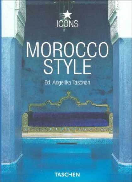 Taschen Books - Morocco Style (Icons) (Multilingual Edition)