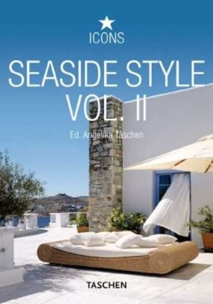 Taschen Books - Seaside Style, Vol. II (Icons) (French Edition)