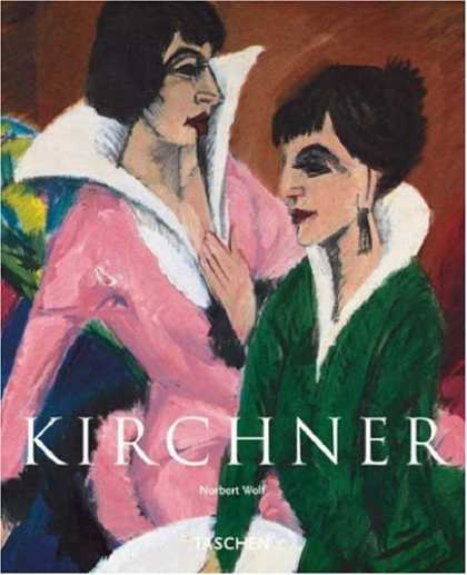 Taschen Books - Ernst Ludwig Kirchner, 1880-1938: On the Edge of the Abyss of Time (Taschen Basi