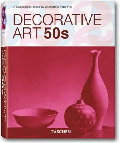 Taschen Books - Decorative Art 50s (Taschen 25 Anniversary: Decorative Arts Series)
