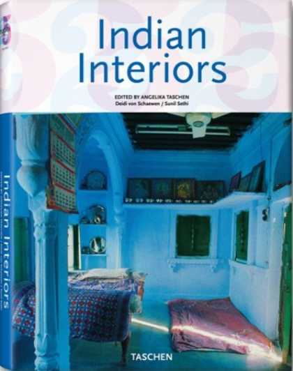 Taschen Books - Indian Interiors (Interiors (Taschen)) (French and German Edition)
