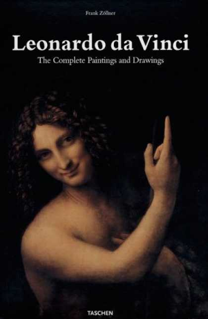 Taschen Books - Leonardo Da Vinci: 1452-1519: The Complete Paintings and Drawings (Taschen 25th
